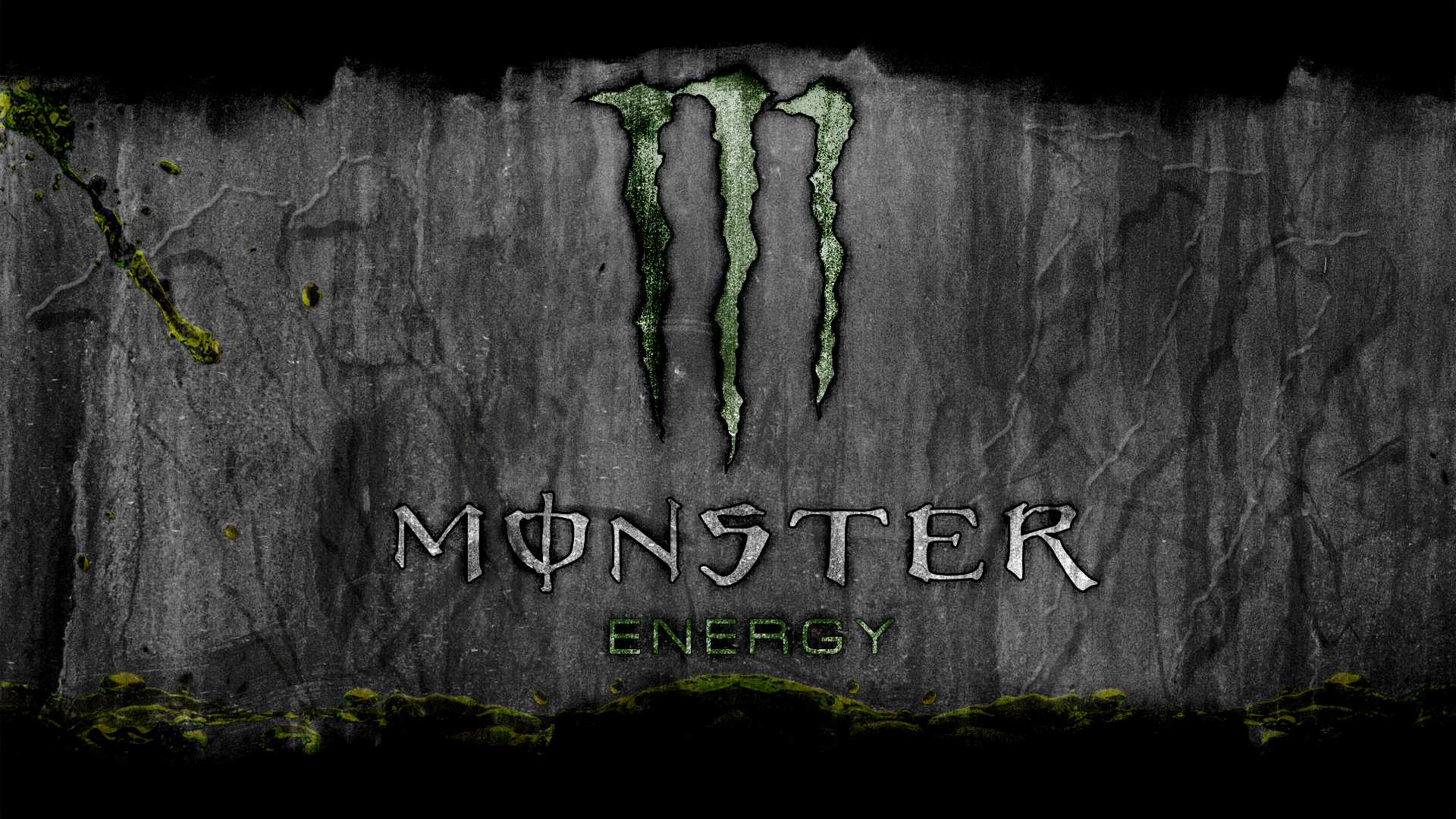 Monster Wallpaper monster energy drink 32138190 1920 1080jpg 1920x1080