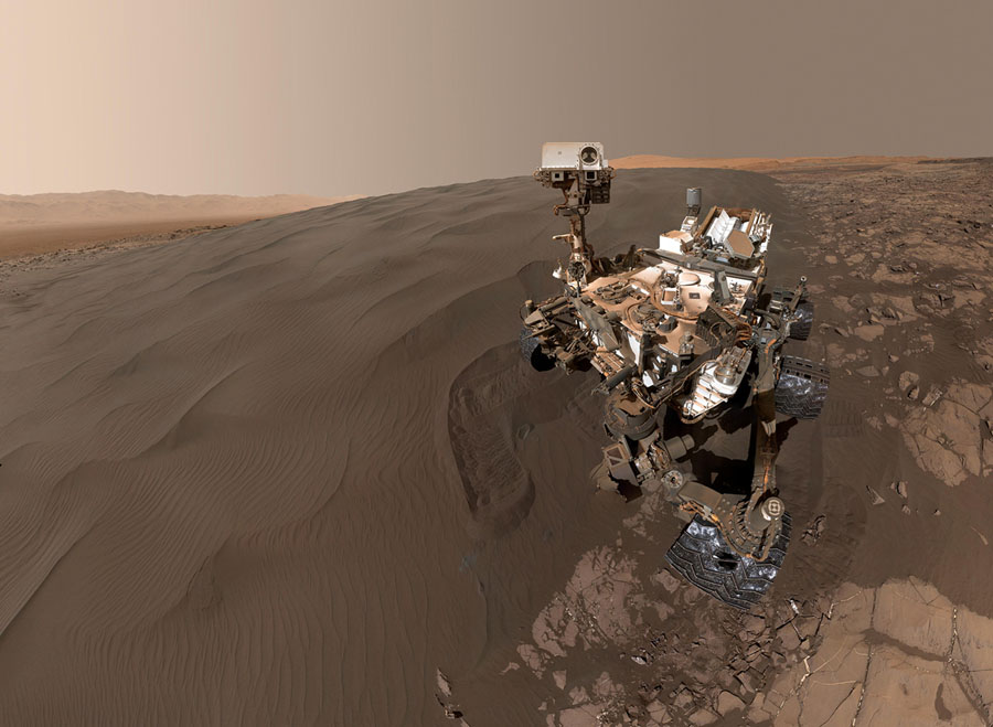 2000 Days on Mars With the Curiosity Rover   The Atlantic 900x659