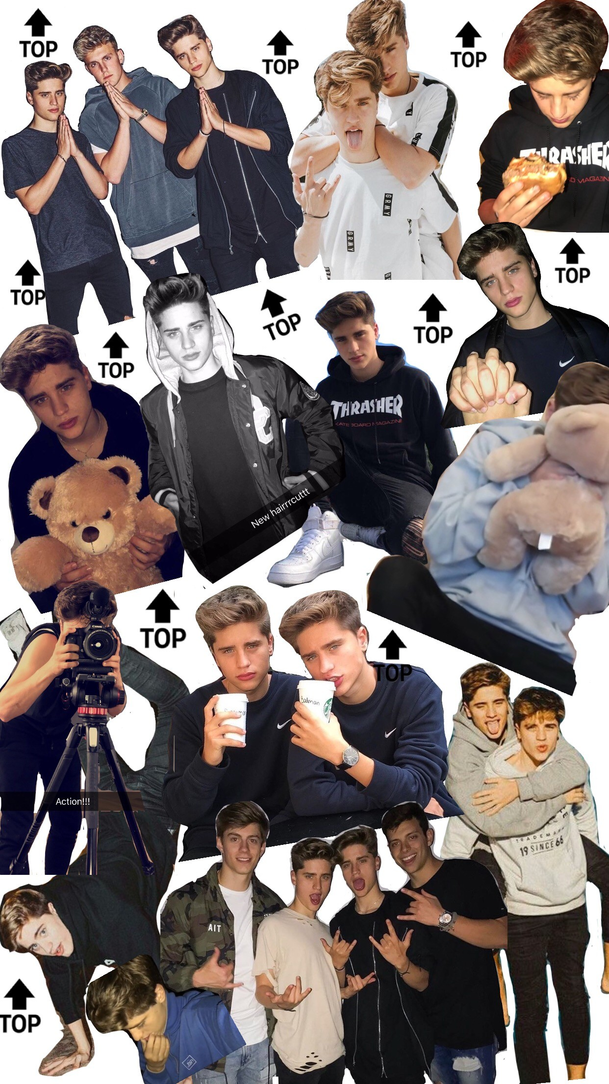 Youtubers Wallpapers 85 pictures 1242x2208
