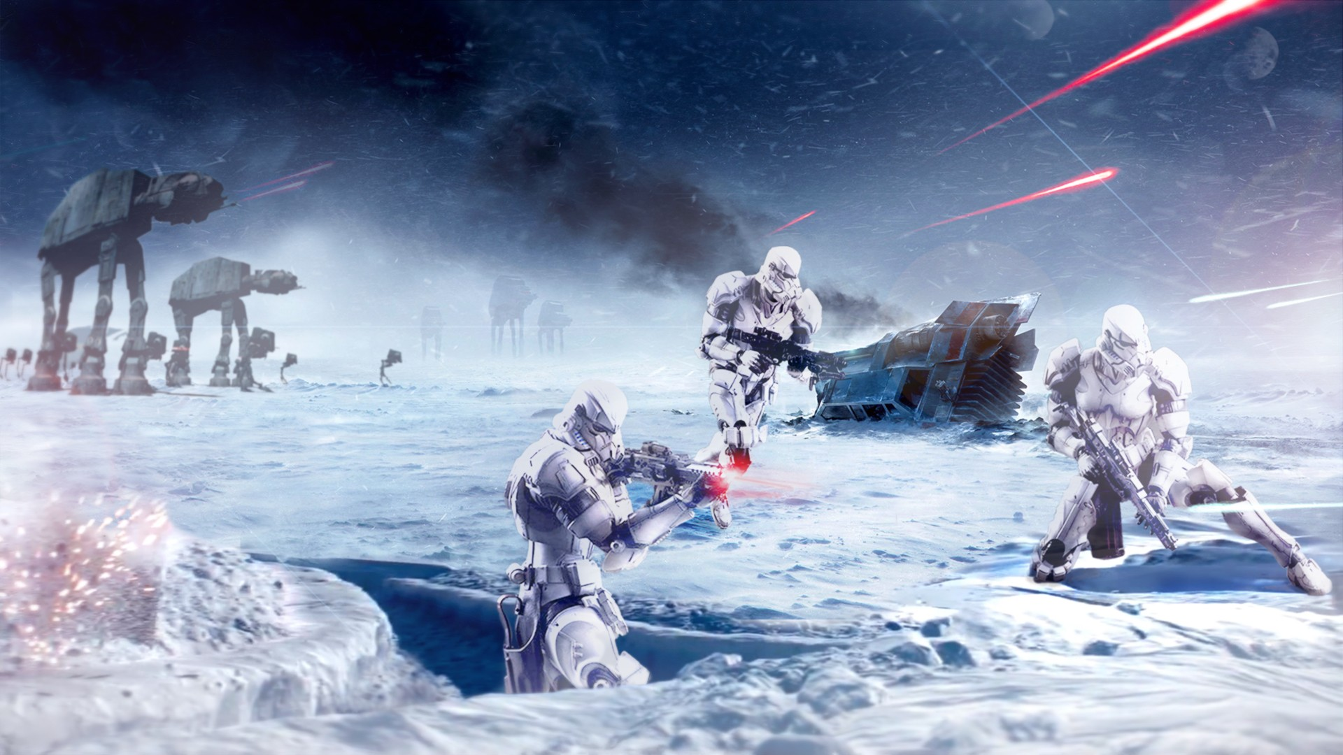 49 Star Wars Galactic Empire Wallpaper On Wallpapersafari