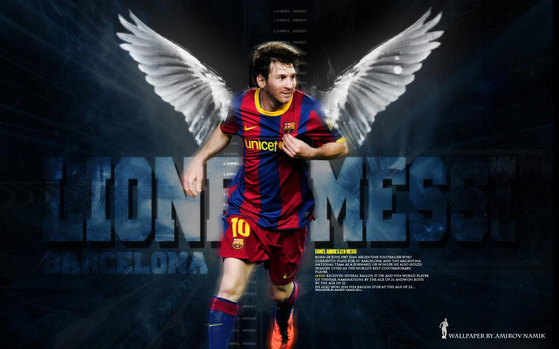 Lionel Andres Messi images Lionel Messi FC Barcelona Wallpaper HD 1440x900