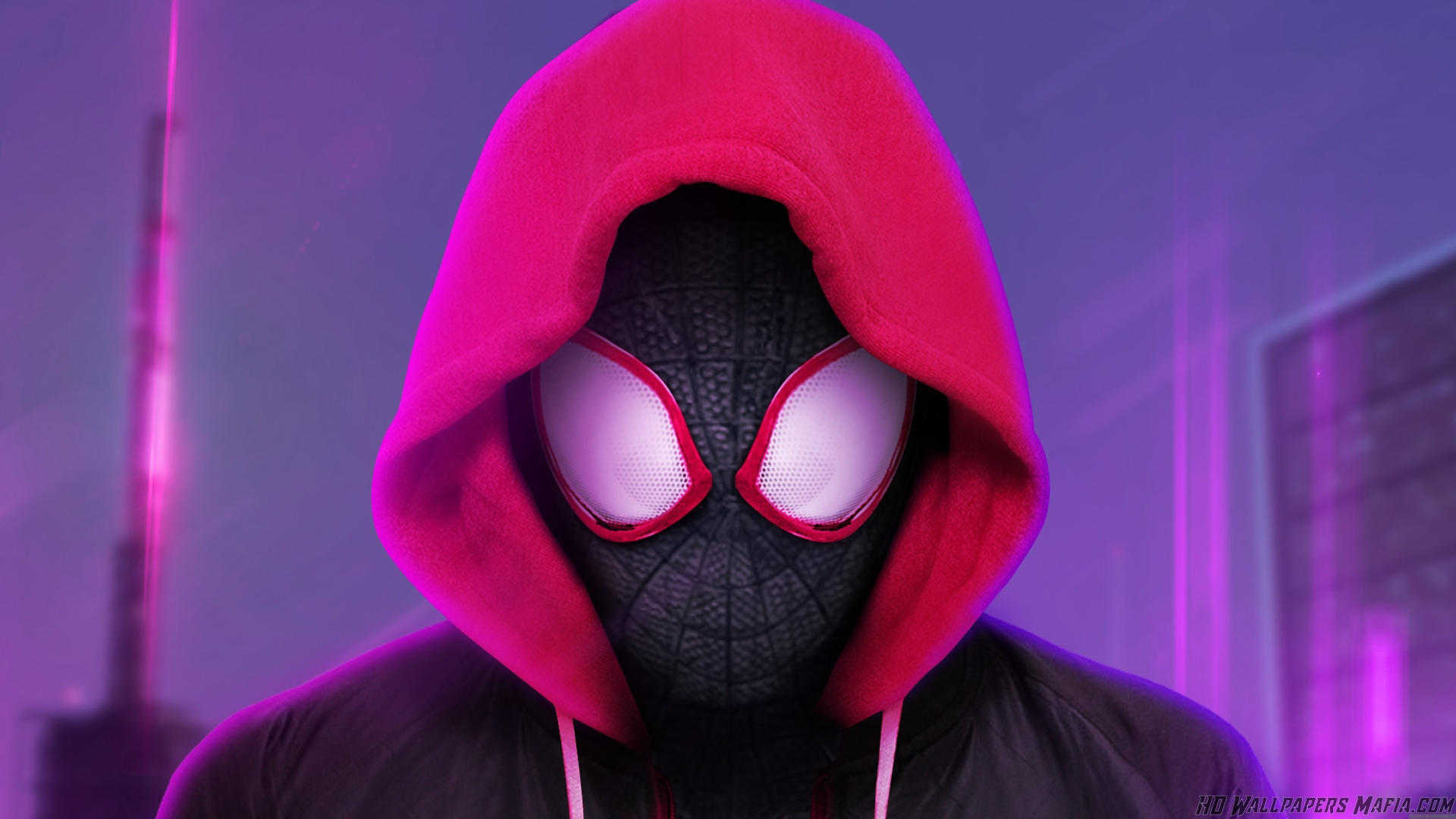 Free Download Miles Morales Spider Man Into The Spider Verse