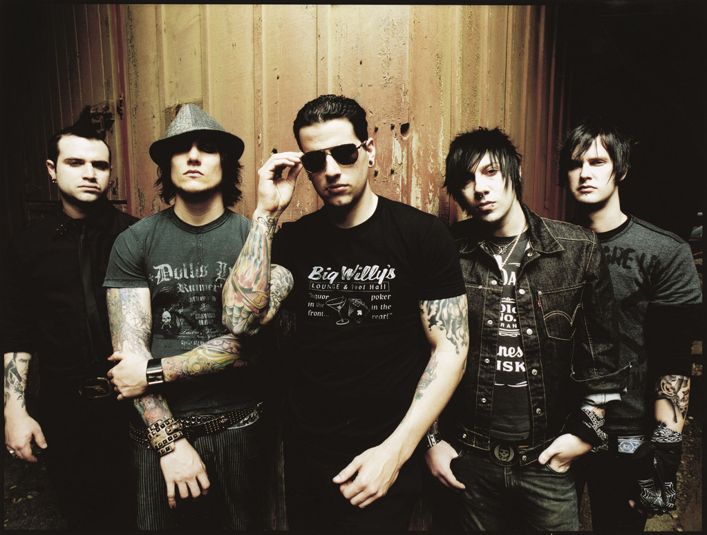 wallpaper a7x avenged sevenfold 1023x774