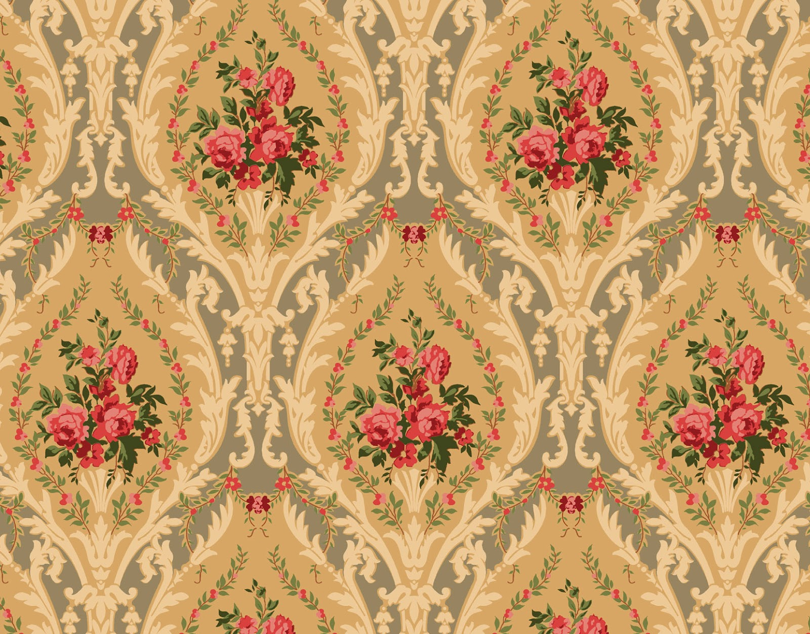 Victorian Texture or background Victorian Style 1600x1252