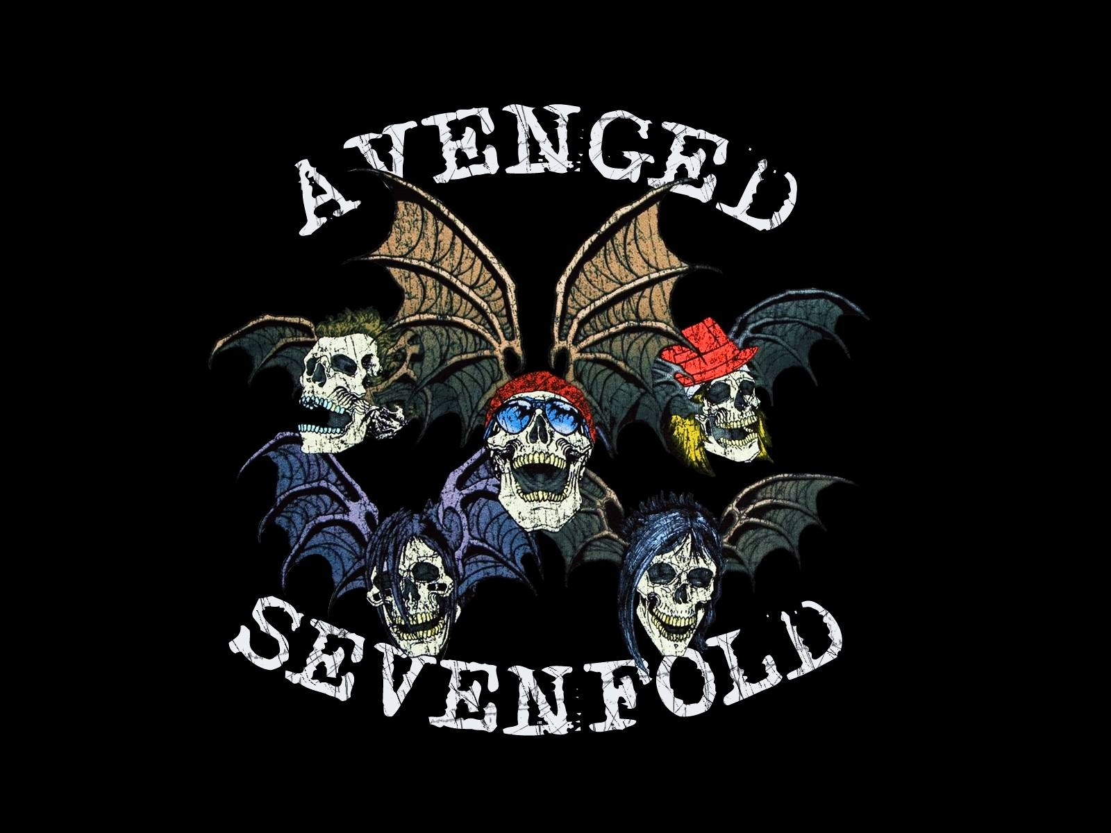 Avenged Sevenfold desktop wallpaper 1600x1200