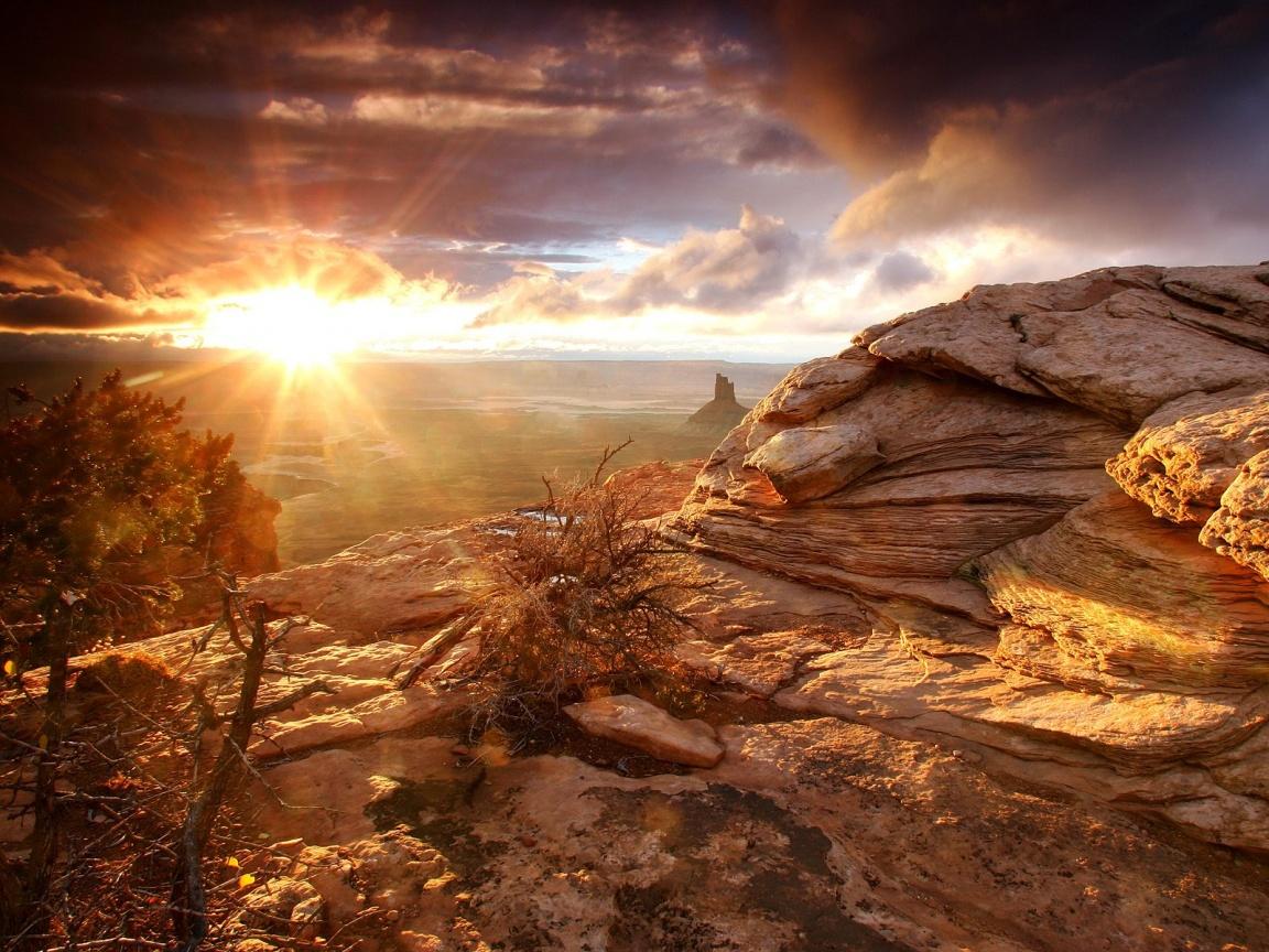 Desert Scene Wallpapers   5038 1152x864