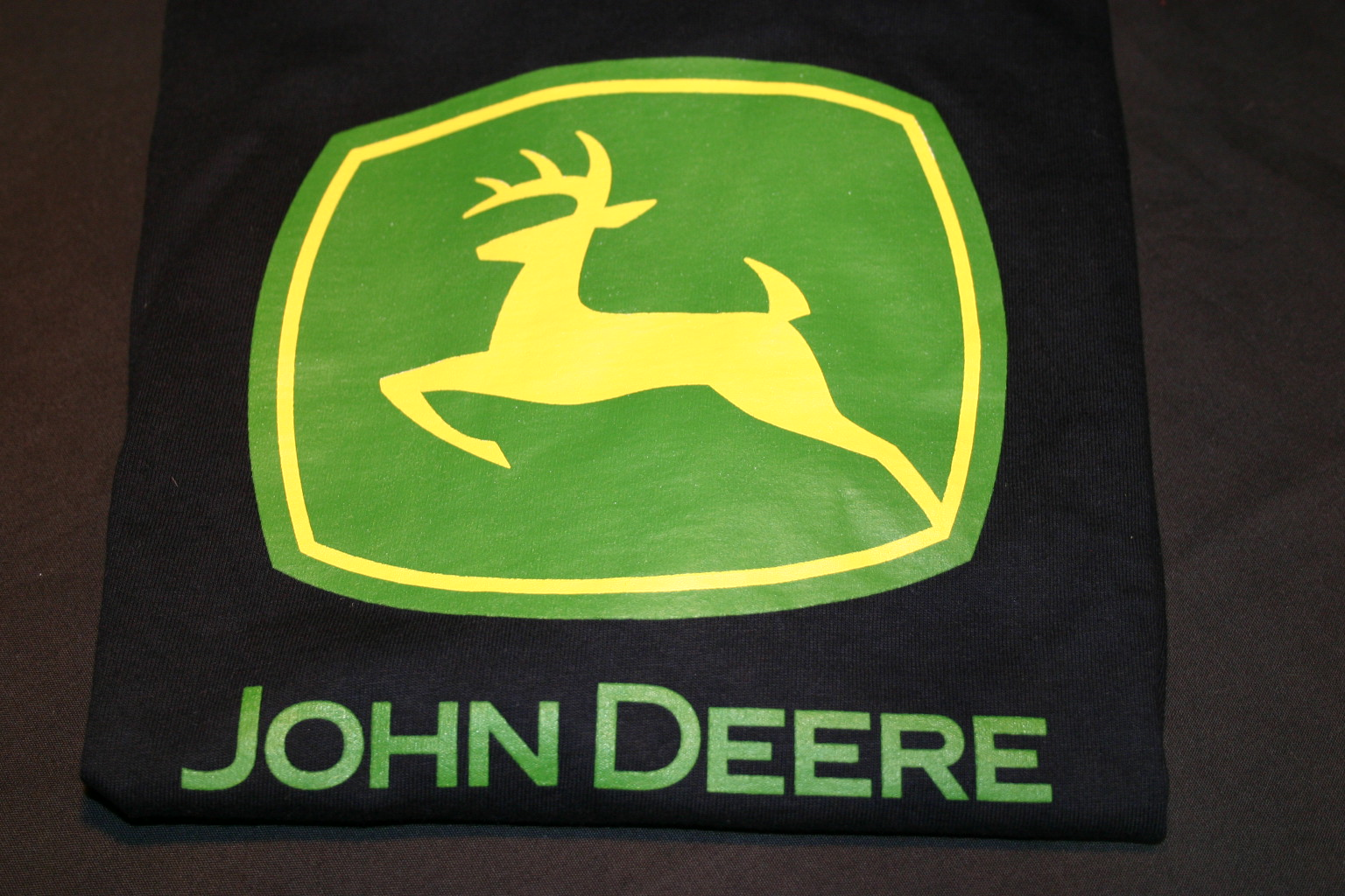 John Deere Logo Wallpaper 2015 1536x1024