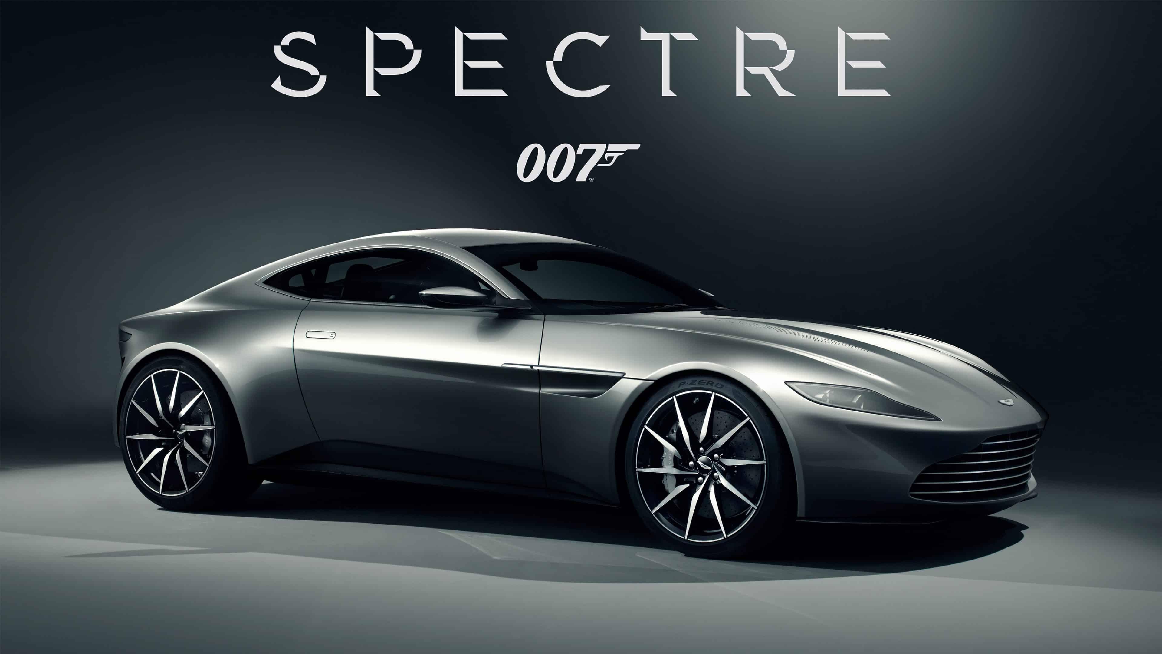 Aston Martin DB10 James Bond 007 Spectre UHD 4K Wallpaper Pixelz 3840x2160