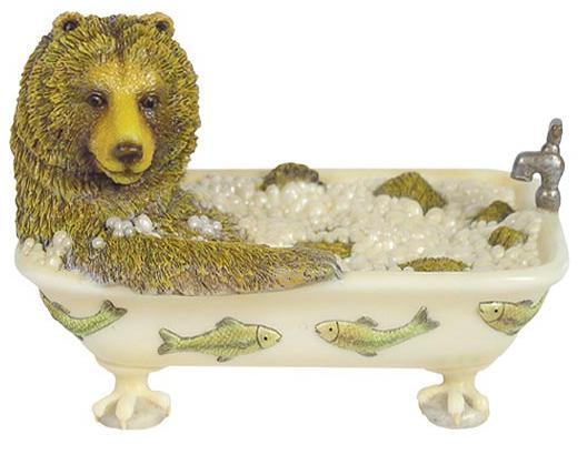Moose bear wolf bathroom soap dish the best design home bathroom 528x419