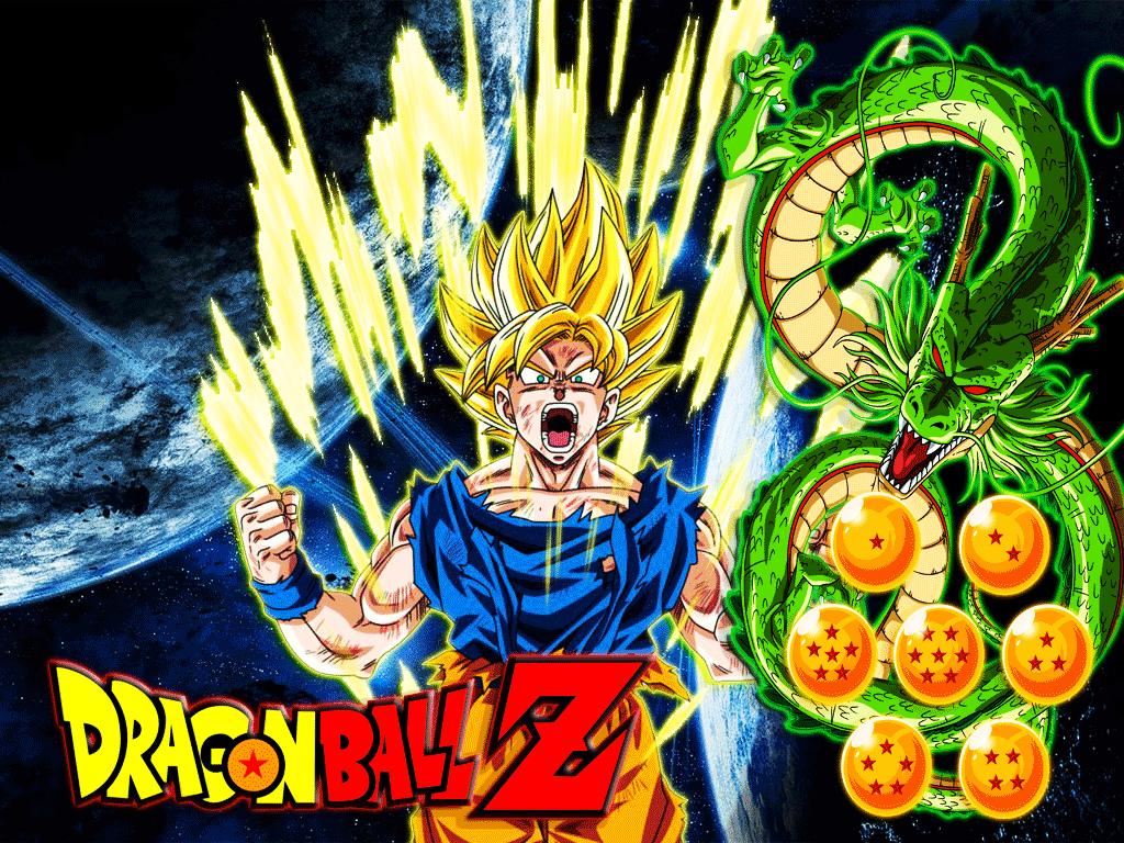 Goku DBZ Wallpaper by DarkUchihaSharingan 1024x768