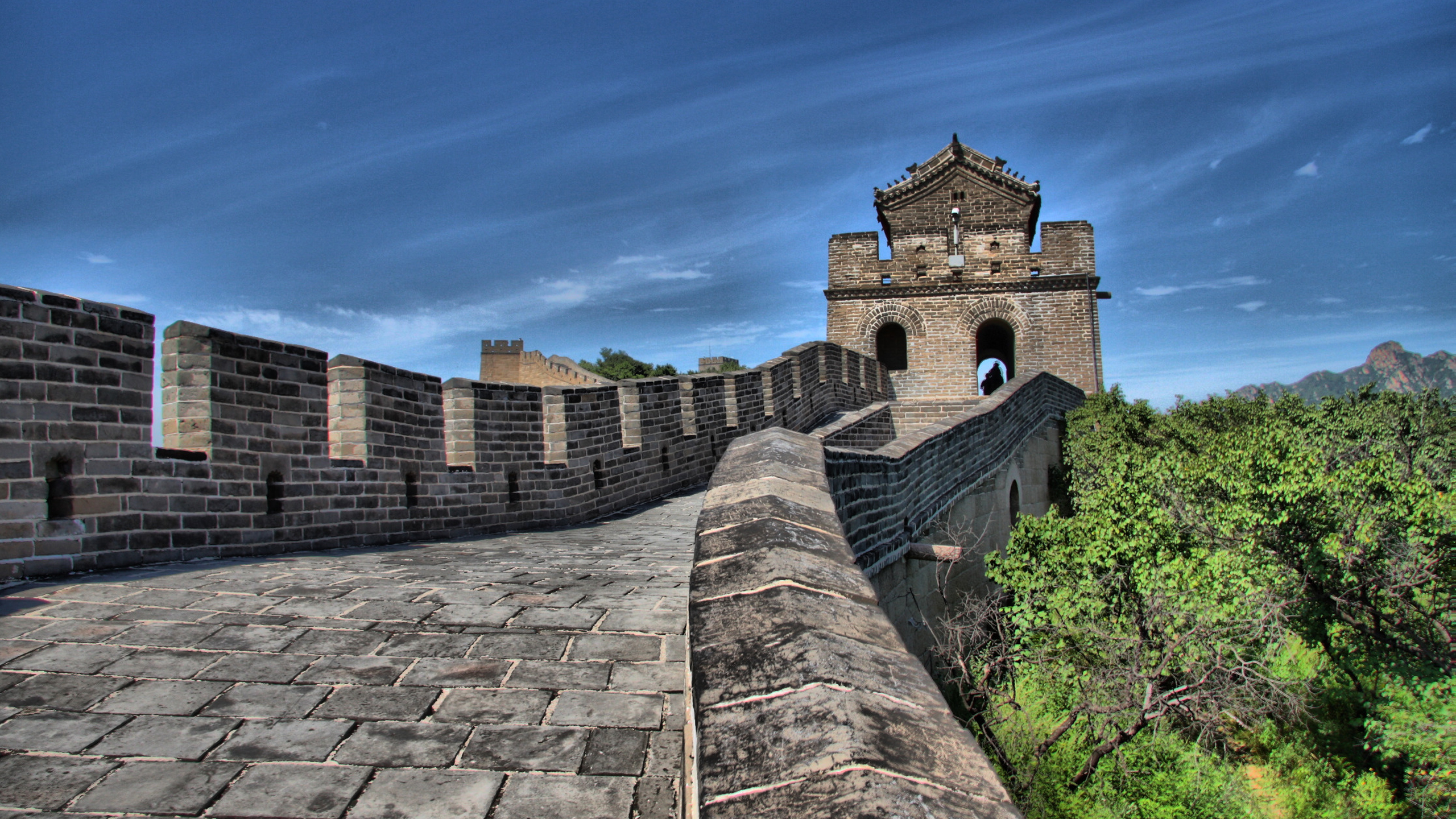Wall of China Fortification Wallpaper   Travel HD Wallpapers 2560x1440