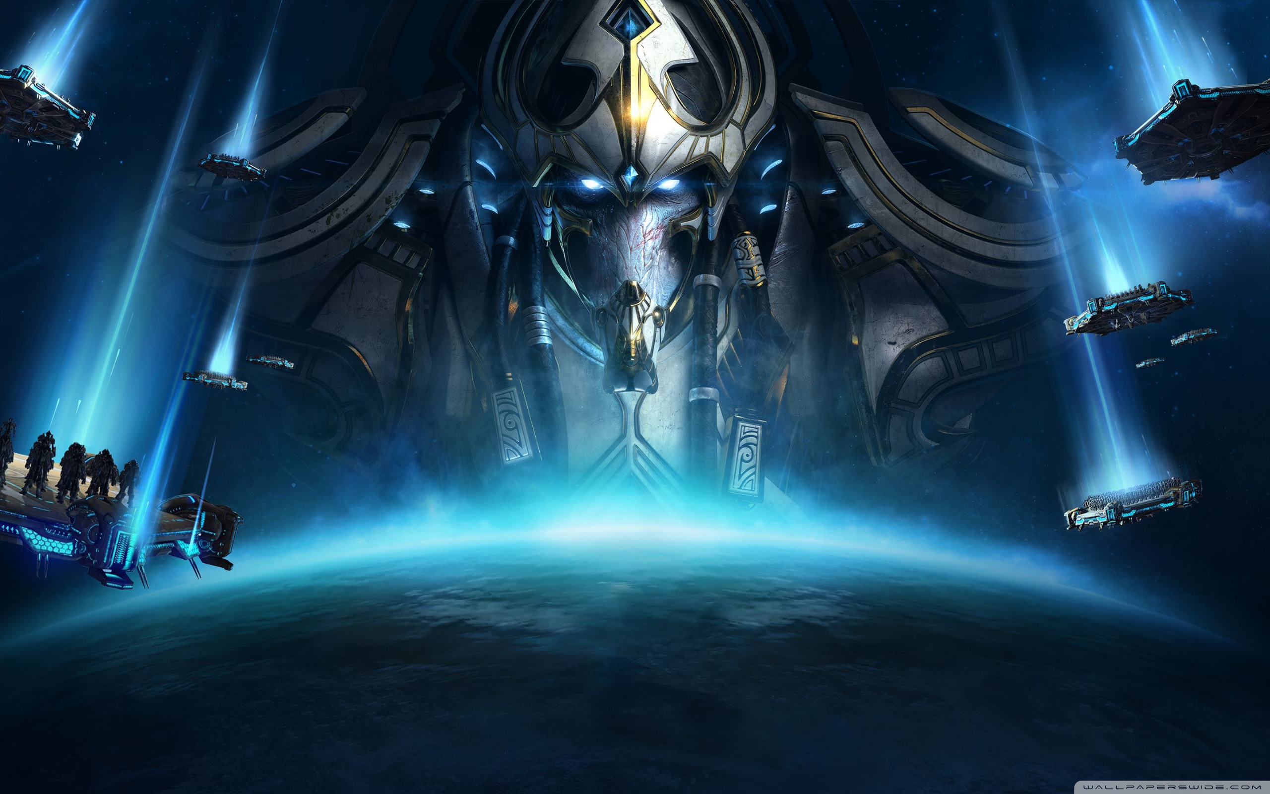 StarCraft II Legacy of the Void HD Wallpapers and Background 2560x1600