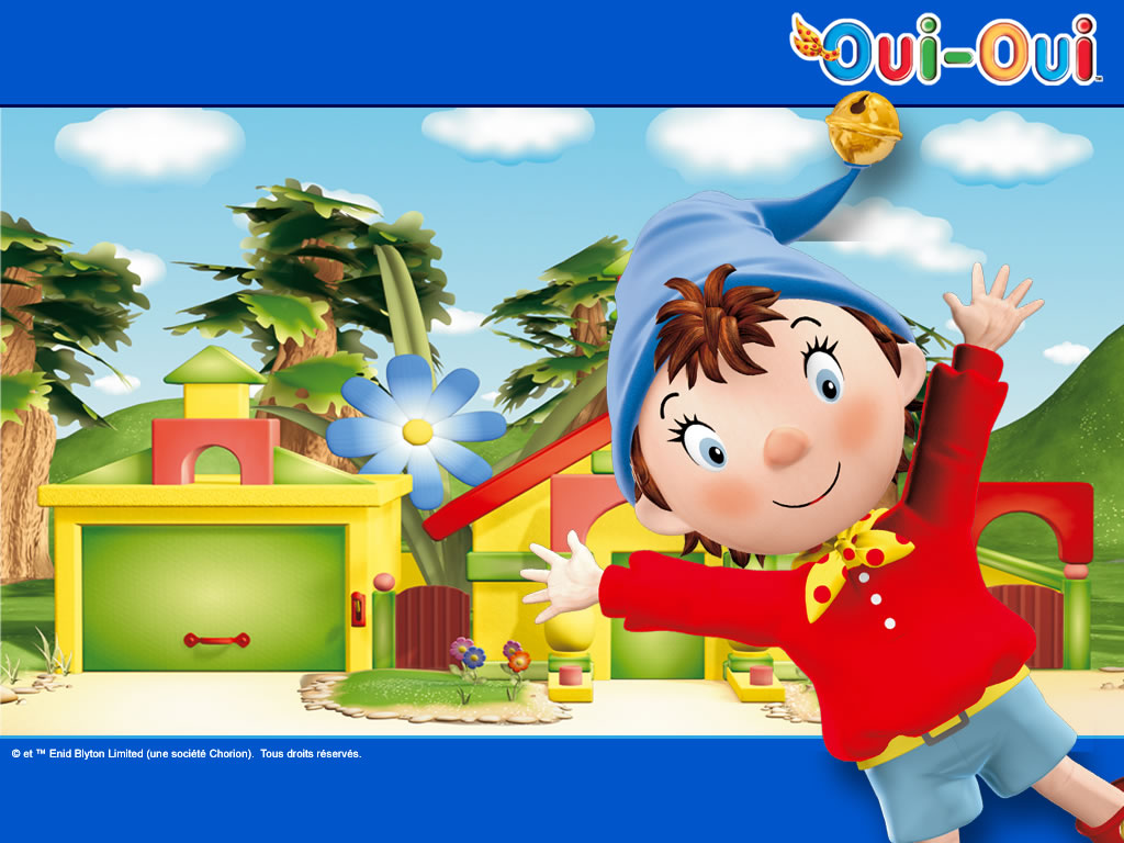 Free Download Noddy The Best Cartoon Wallpaper 1024x768 Full