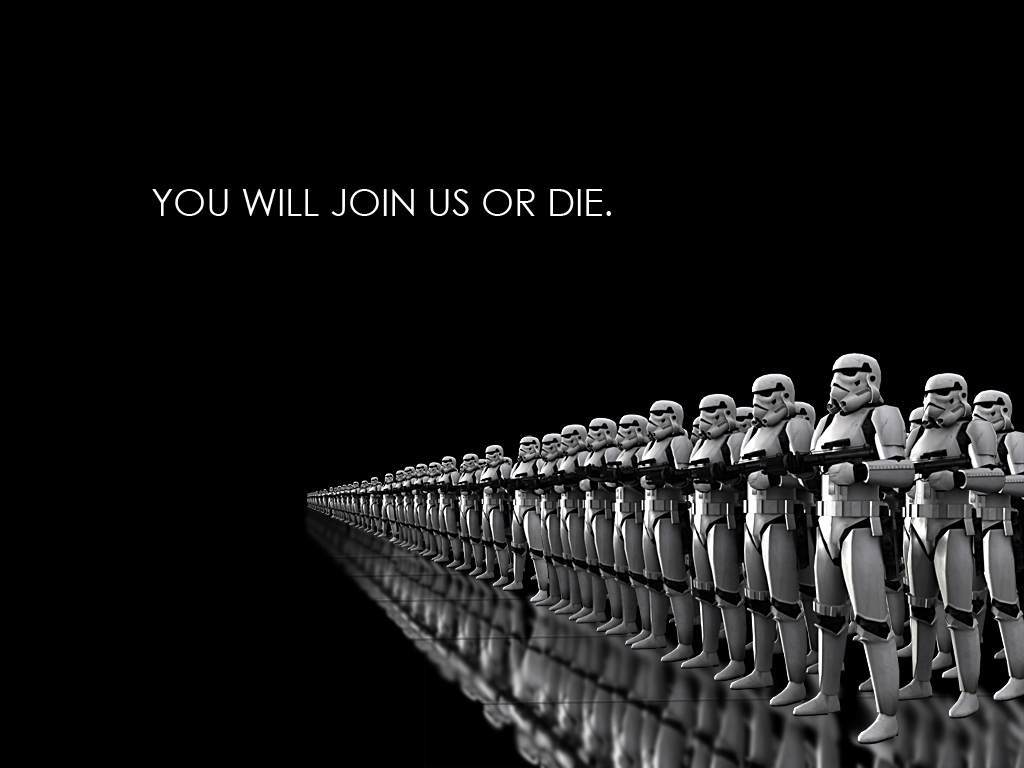 Wallpaper Stormtrooper   Star Wars Wallpaper 25114673 1024x768