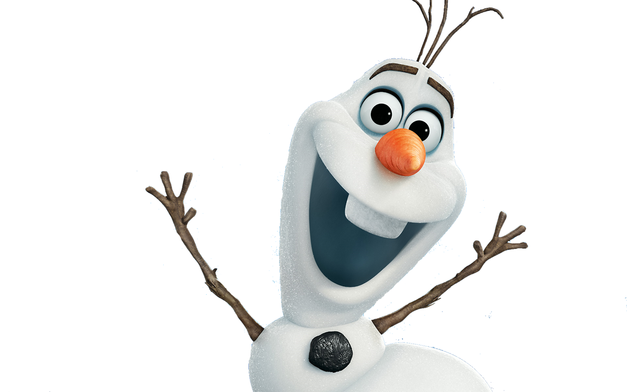 Disney Frozen Olaf Wallpaper 2469 Foolhardi 1280x800