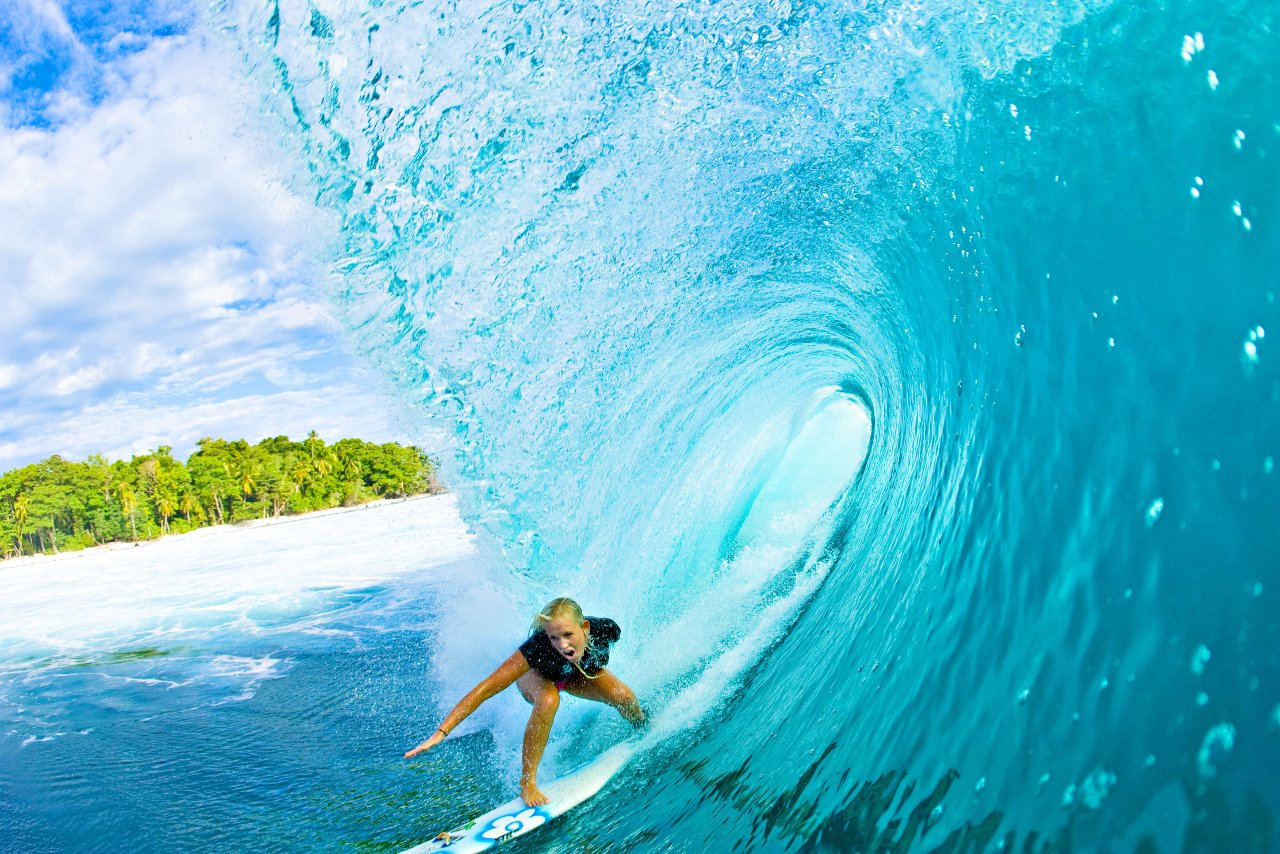 The best surfing wallpapers 1280x854