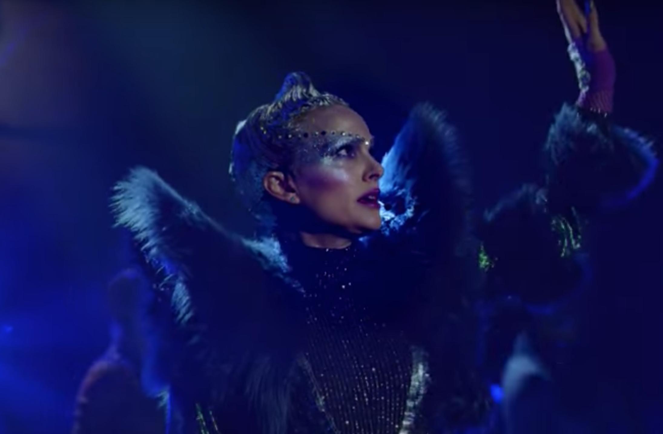 WATCH] Vox Lux Trailer Natalie Portman Belts Out Original Sia 2190x1436