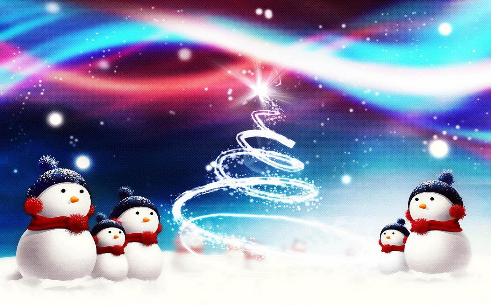 75 Snowman Desktop Backgrounds On Wallpapersafari