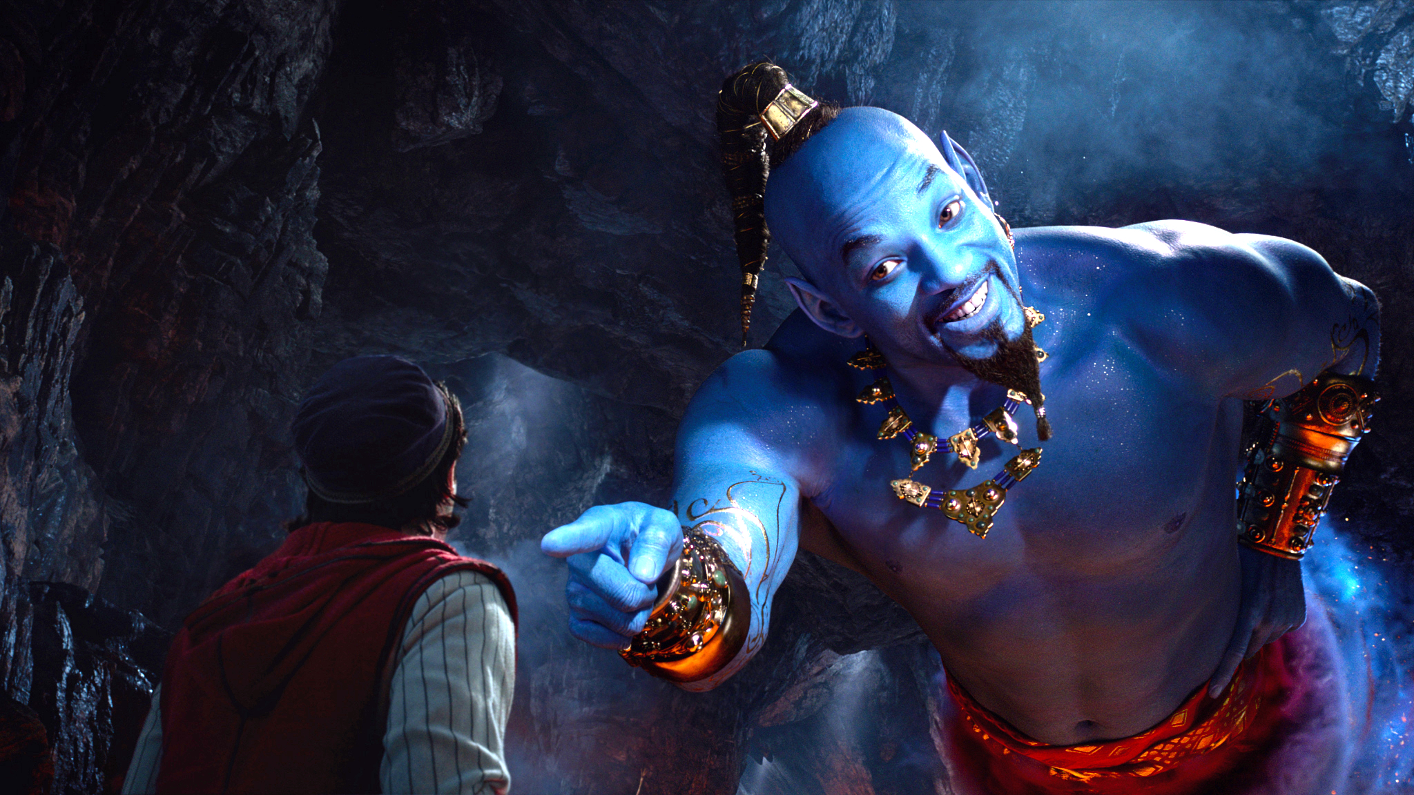 Aladdin Is 2019s Most Uncanny Valley Movie So Far Inverse 2048x1152