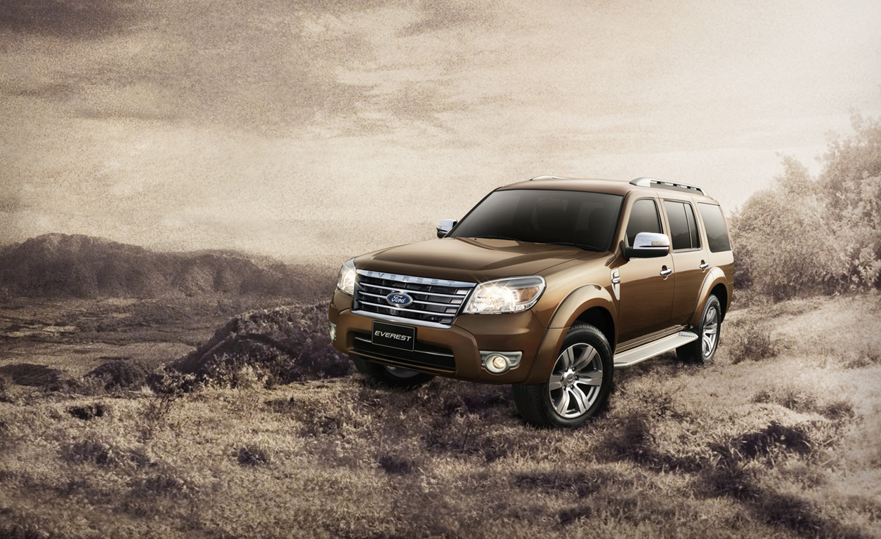 Ford New Endeavour   Showing New Ford Endeavour 16jpg 1254x768