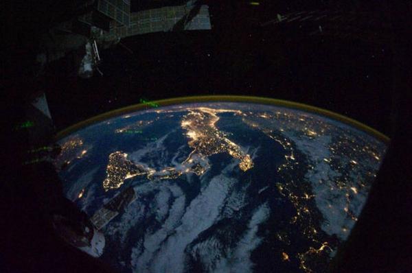 La Tierra vista desde el espacio Curiosidades Fotografa Viajes 600x398