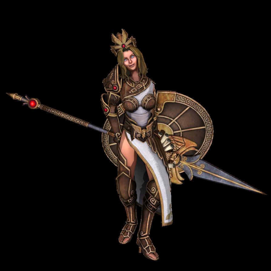 Athena - Official SMITE Wiki