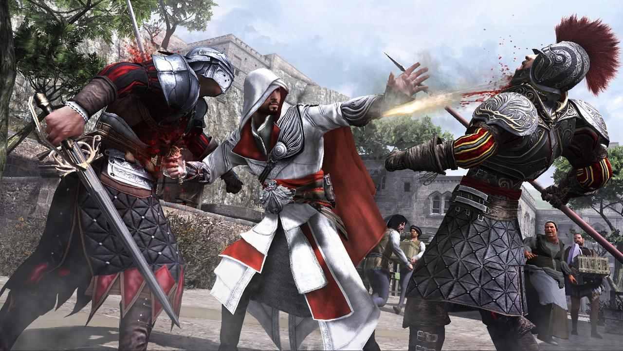 assassin creed brotherhood HD Wallpaper Welcome to EA729 1280x721