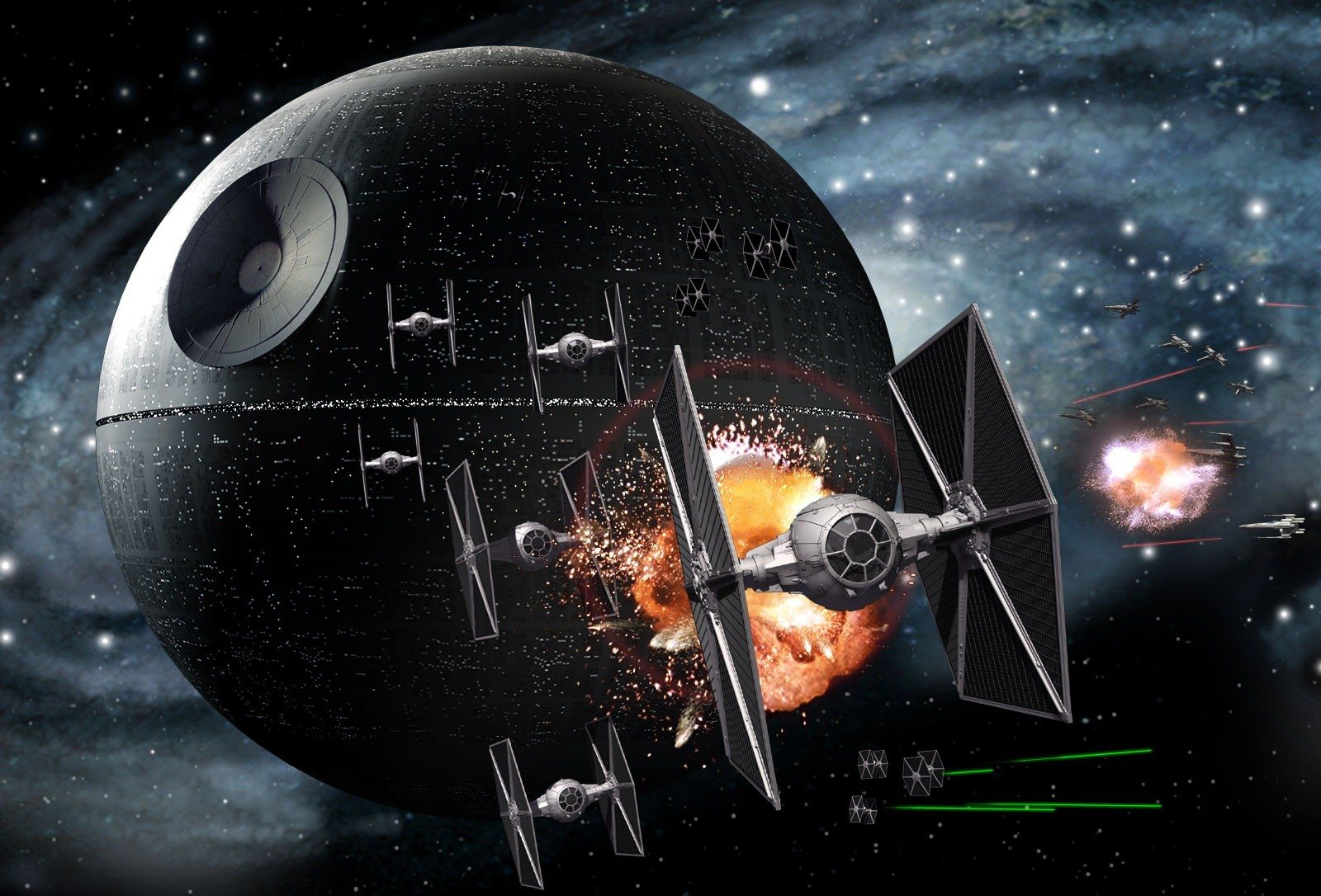 Star Wars HD Desktop Wallpapers   New HD Wallpapers 1600x1086