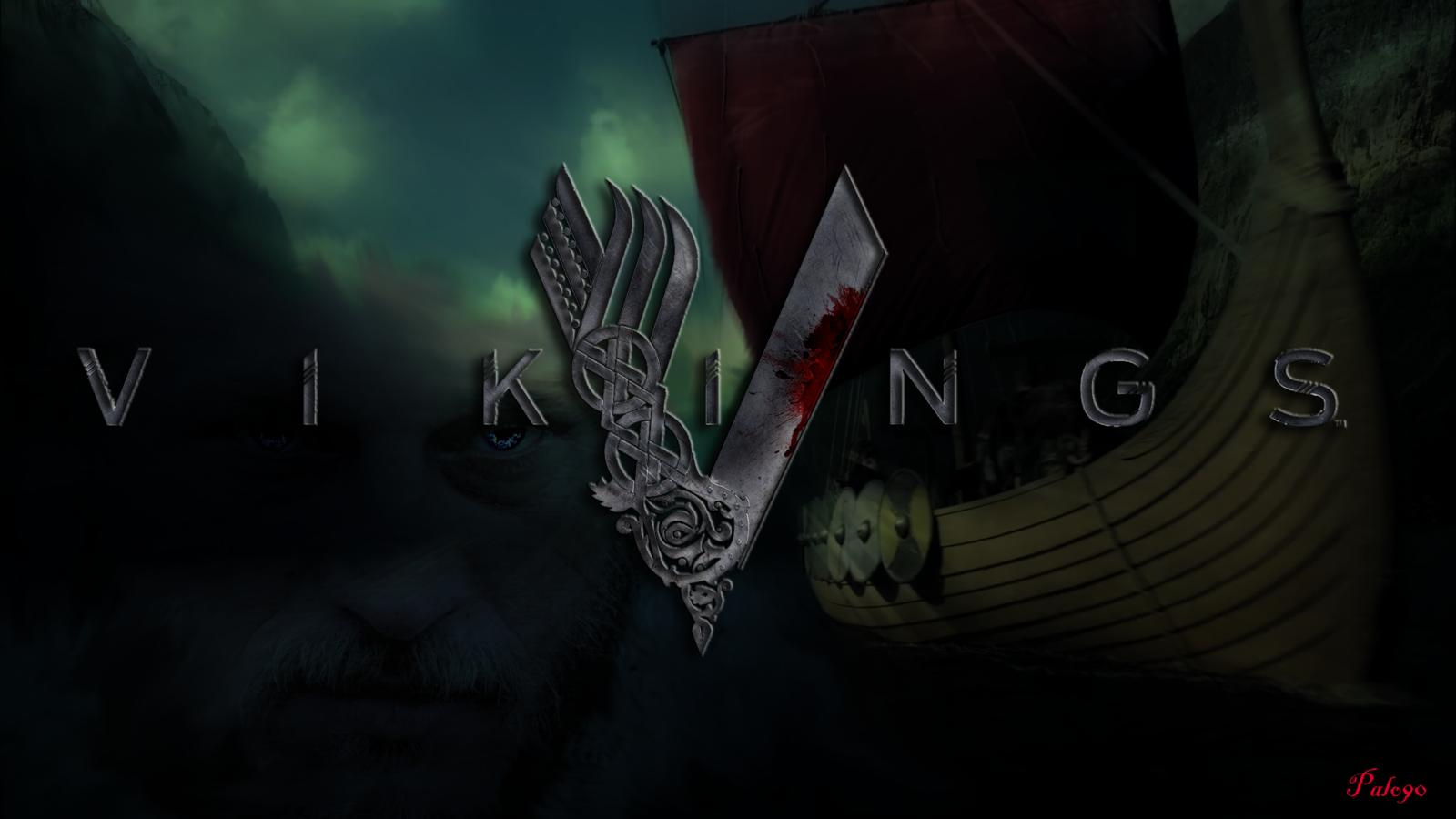 vikings history channel wallpaper by palo90 fan art wallpaper movies 1600x900