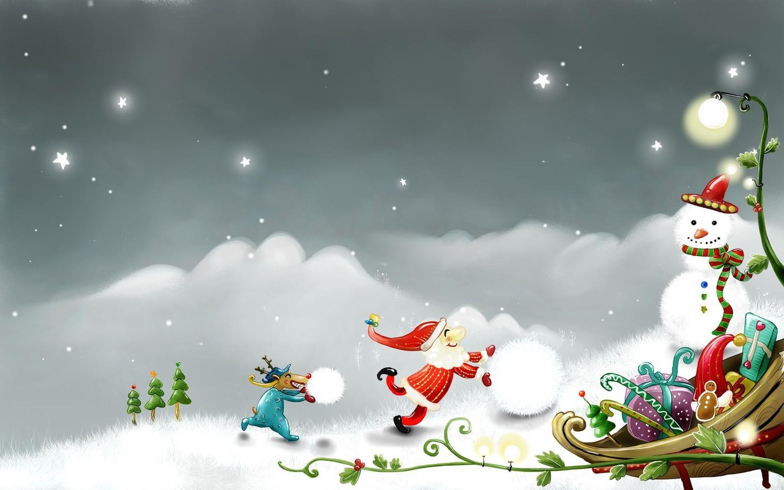 Christmas Widescreen Wallpaper 18507 Wallpaper Wallpaper hd 1600x1000