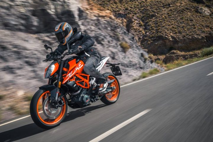 2017 KTM Duke 390 India Launch Price Images Specifications 720x480