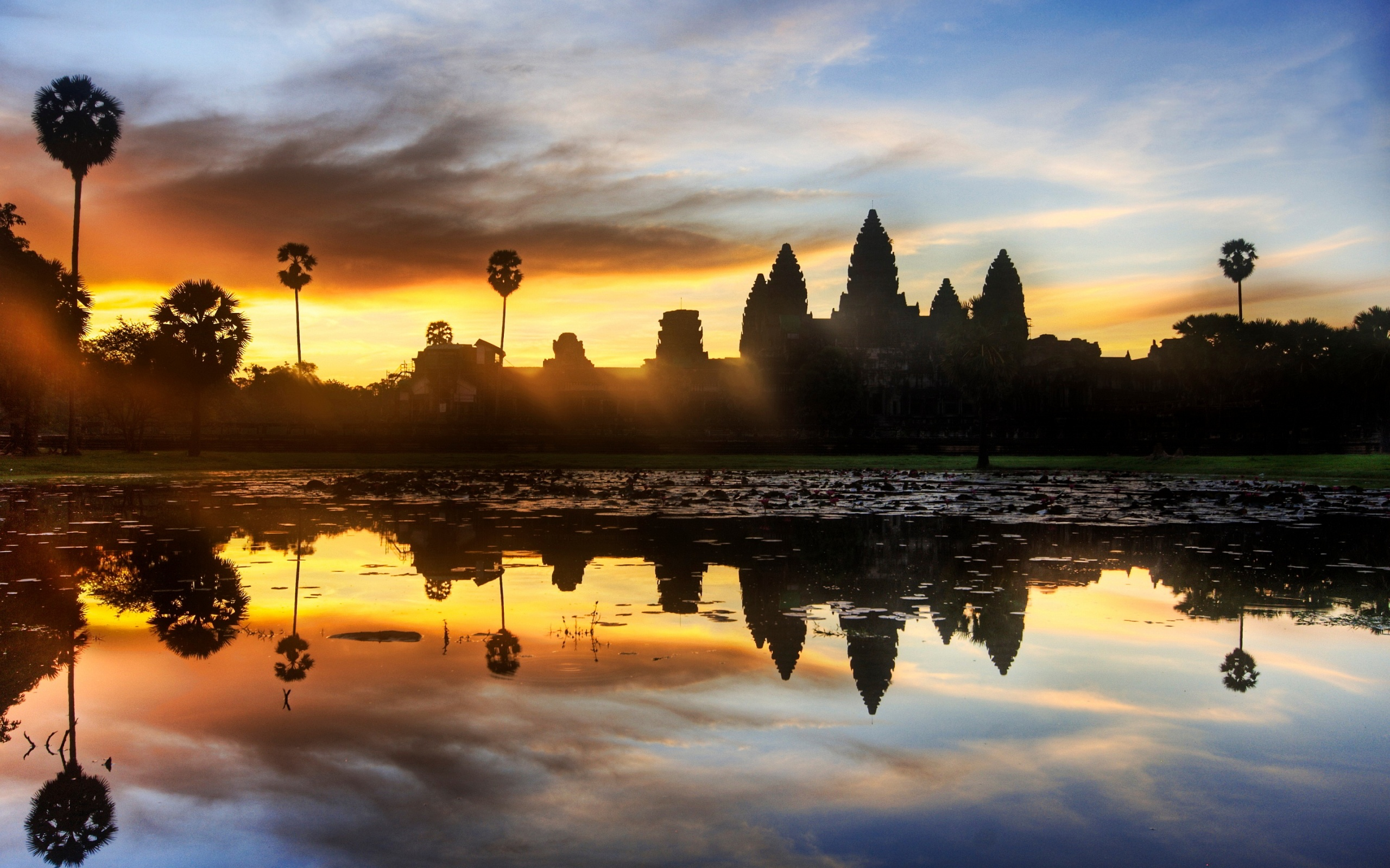Top HQ Cambodia Images   Wonderful Collection 2560x1600