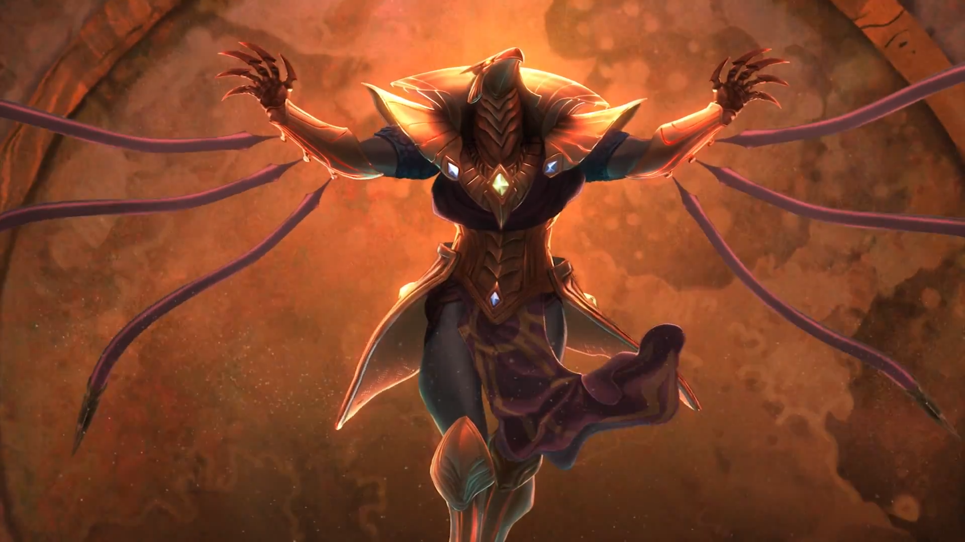 Azir Fan Art   League of Legends Wallpapers 1920x1080