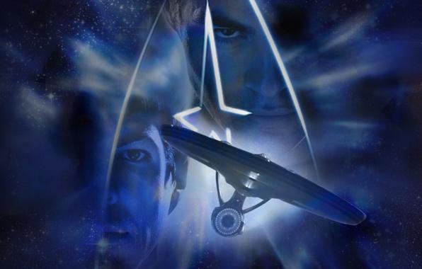 Wallpaper star trek into darkness movie james t kirk spock into 596x380