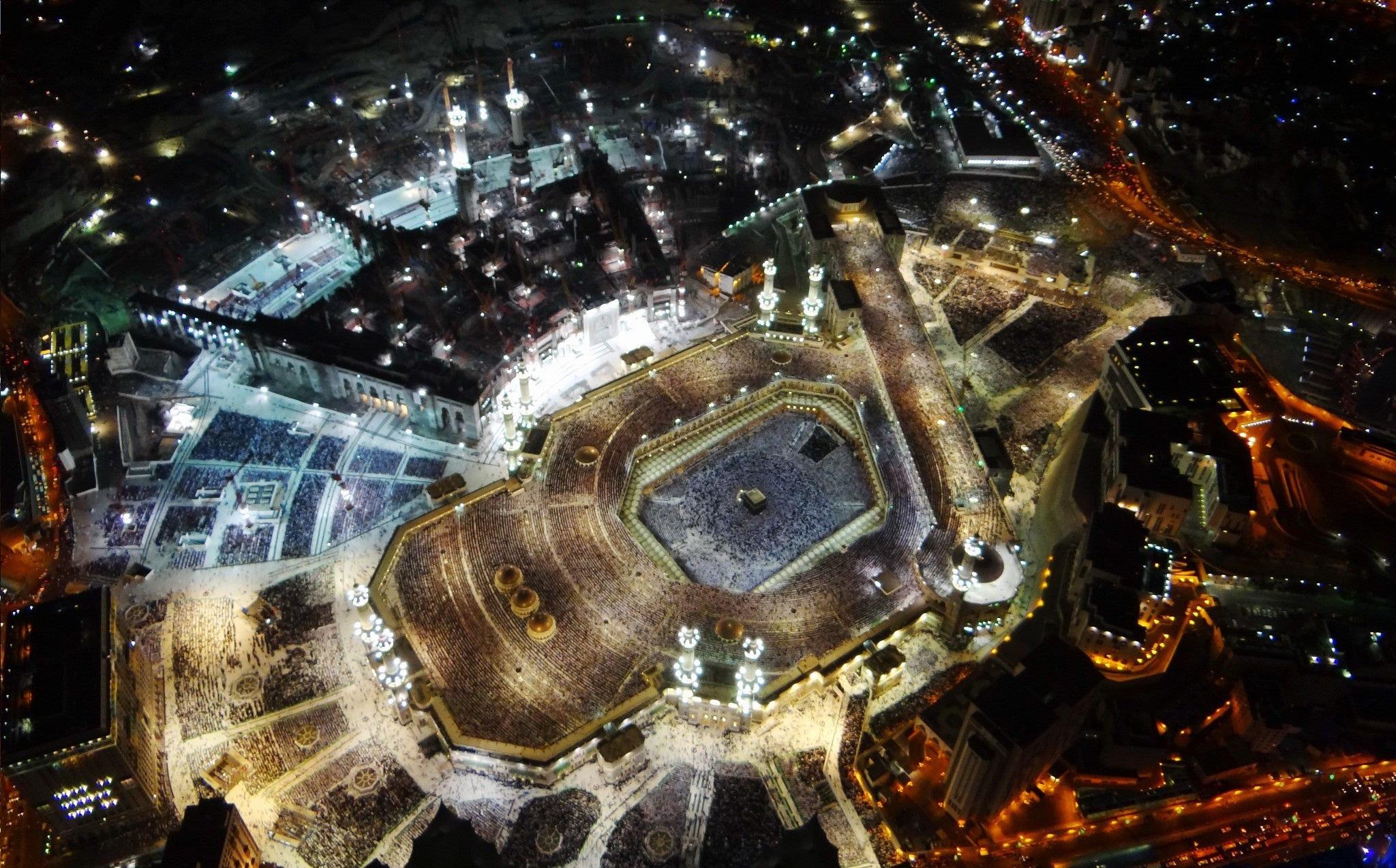 makkah al mukarramah Wallpaper HD by GULTALIBk 2048x1274