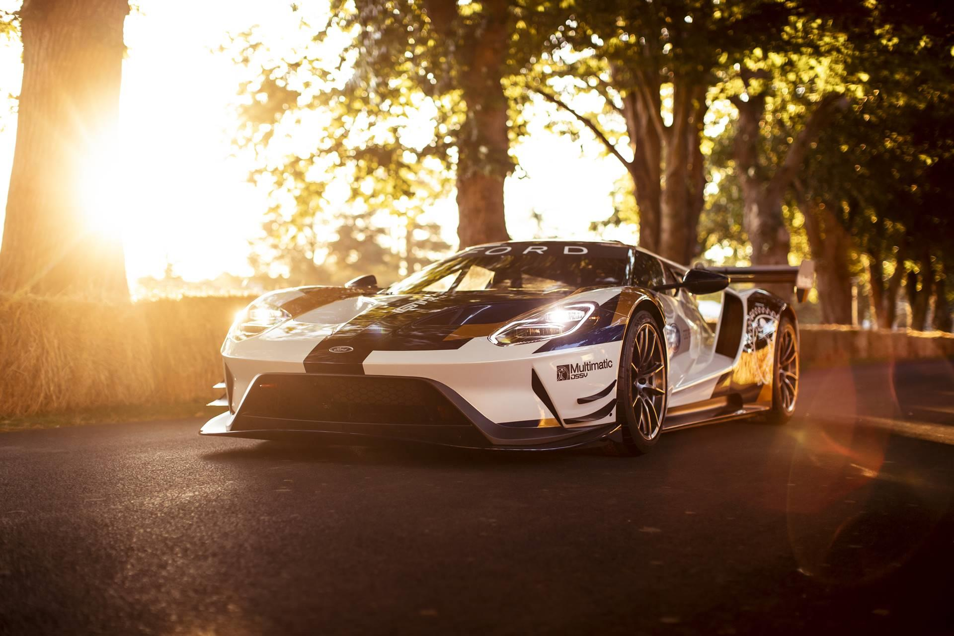 2019 Ford GT Mk II News and Information conceptcarzcom 1920x1280