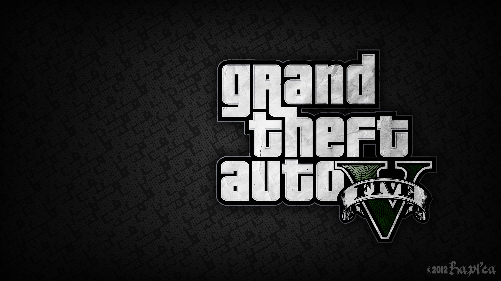Grand Theft Auto V 1080p Wallpaper by dead666eye 1920x1080