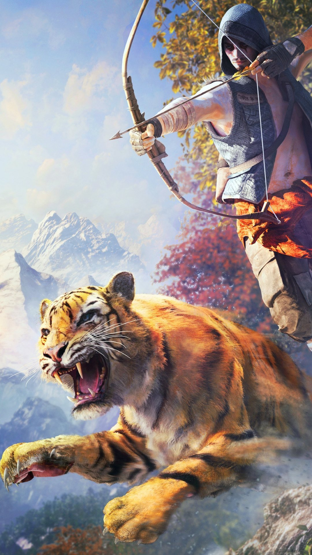 far cry 4 4k wallpaper - wallpapersafari