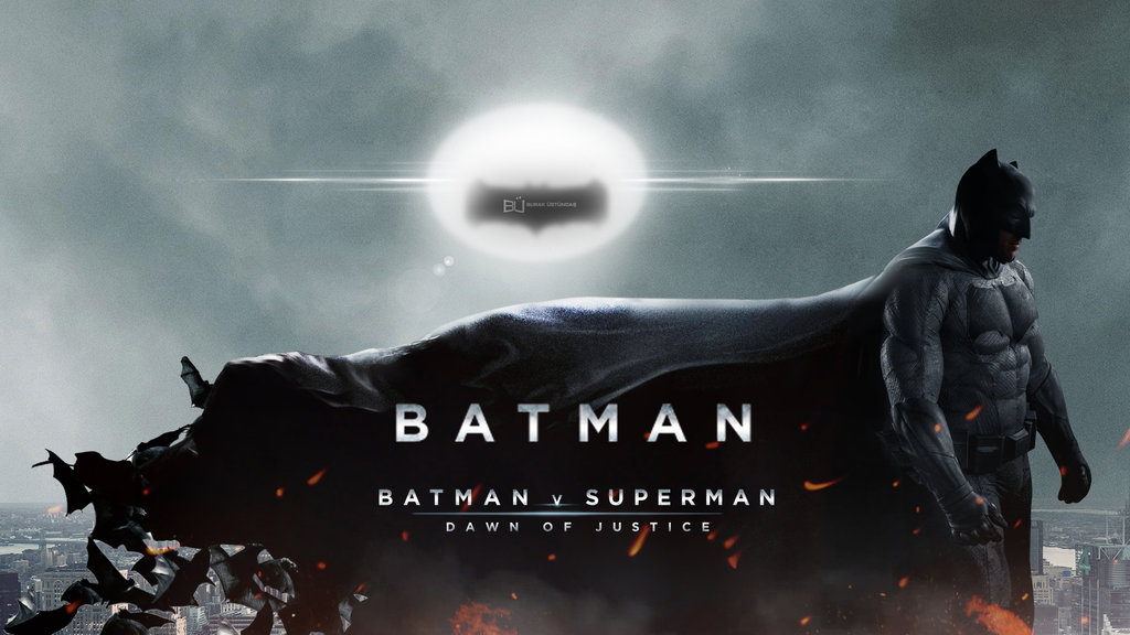 Batman v superman Dawn Of Justice Wallpaper by burakrall on 1024x576