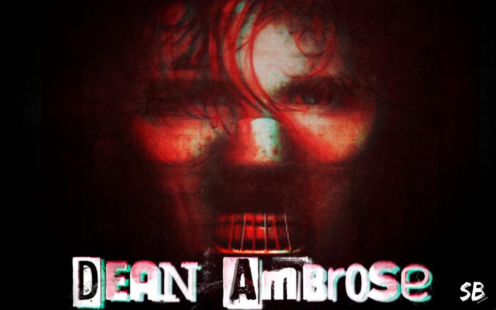 Dean ambrose wallpaper 2014 by sebaz316 1024x640