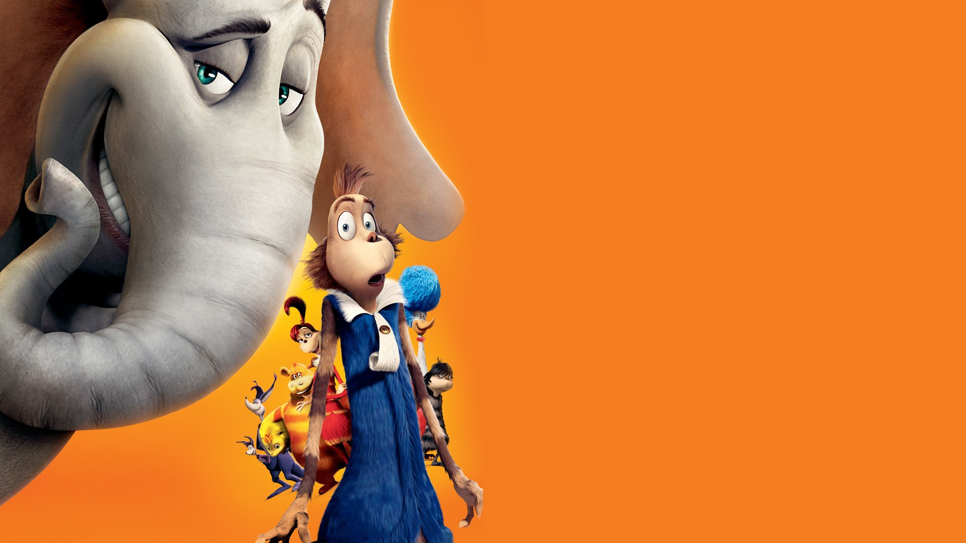 Horton Hears a Who HD Wallpaper Background Image 1920x1080 1920x1080