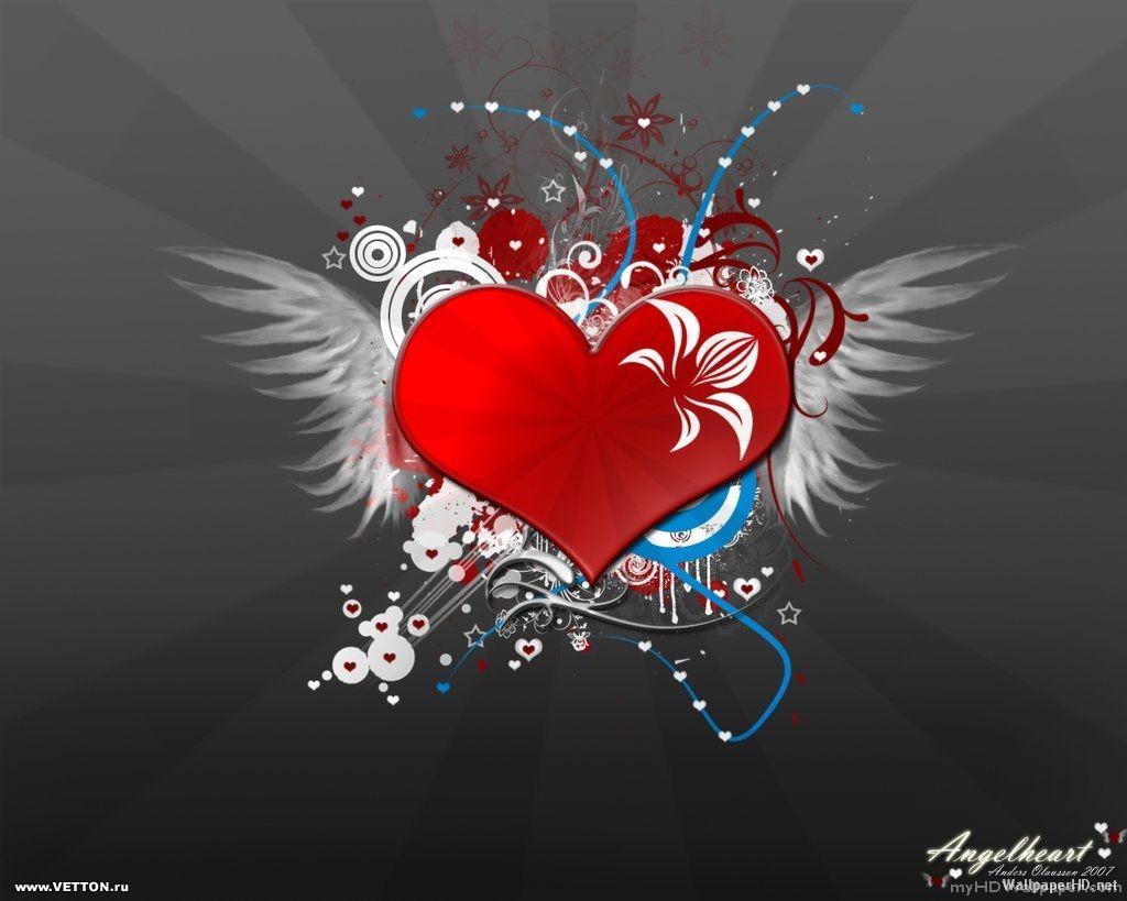 Сердце фото на аву в вк