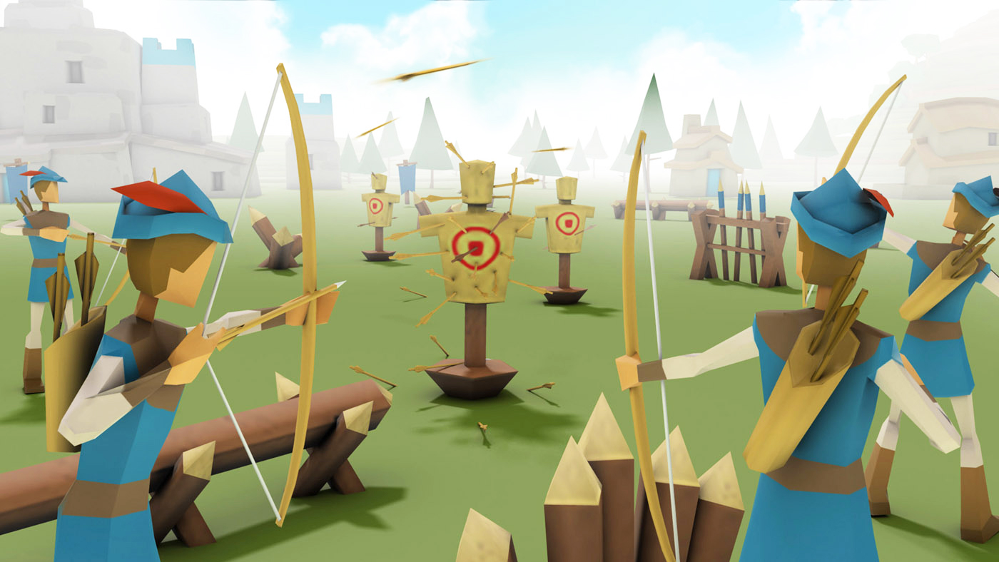 Godus Wars Wallpapers High Quality Download 1400x788