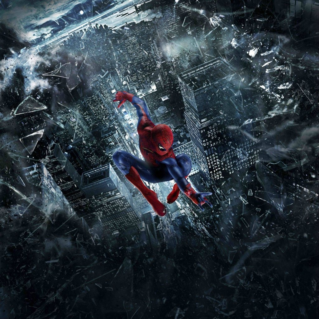 the amazing spider man wallpapers the amazing spider man 2012 1024x1024