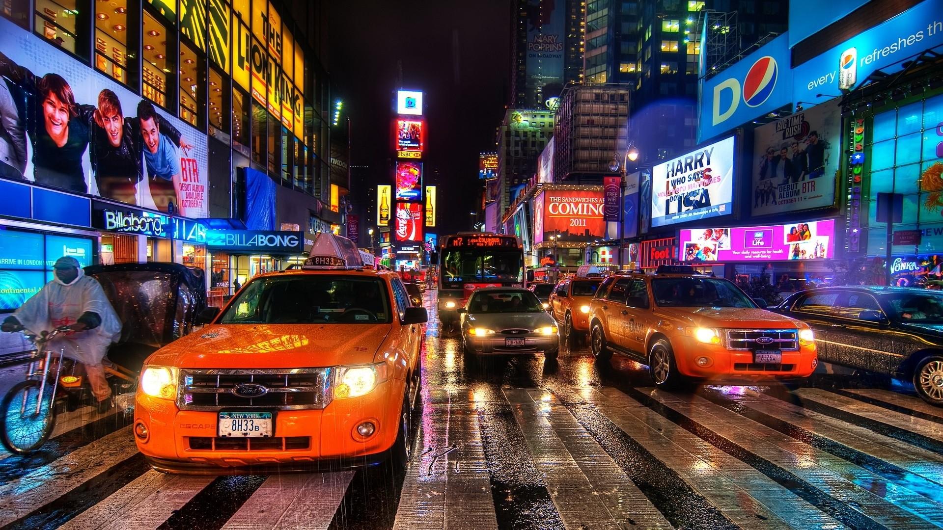 New York City At Night wallpaper 180738 1920x1080