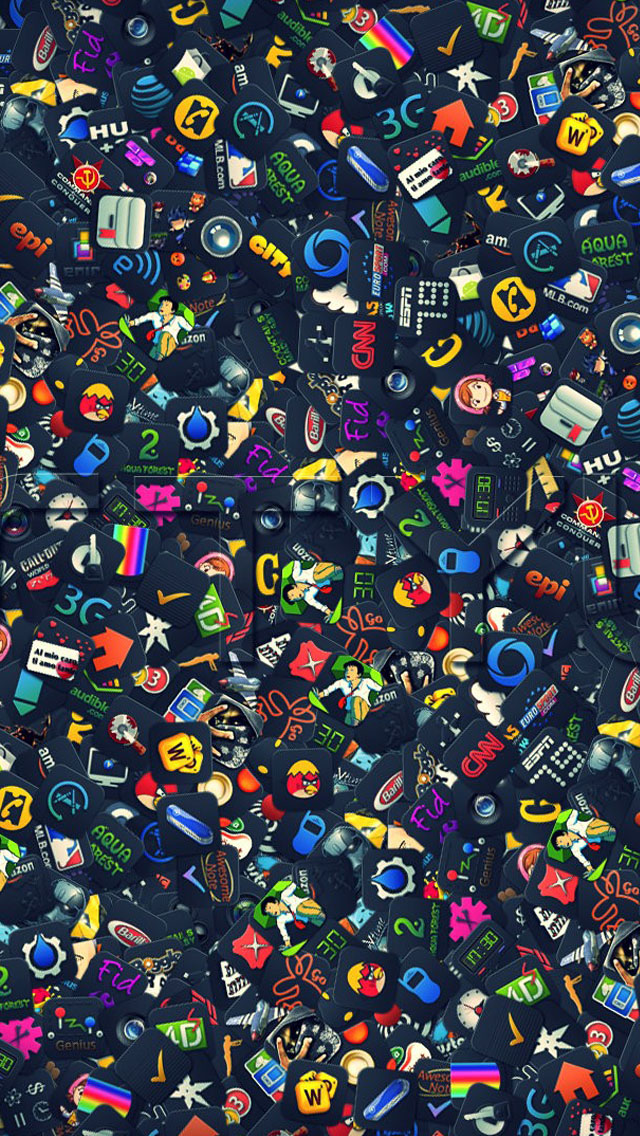 Wallpaper Icons Wallpapersafari