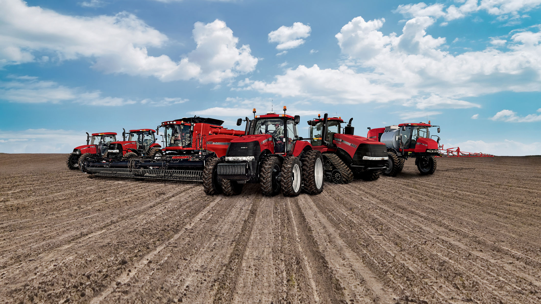 48 case ih wallpaper on wallpapersafari - Farmall tractor wallpaper border ...