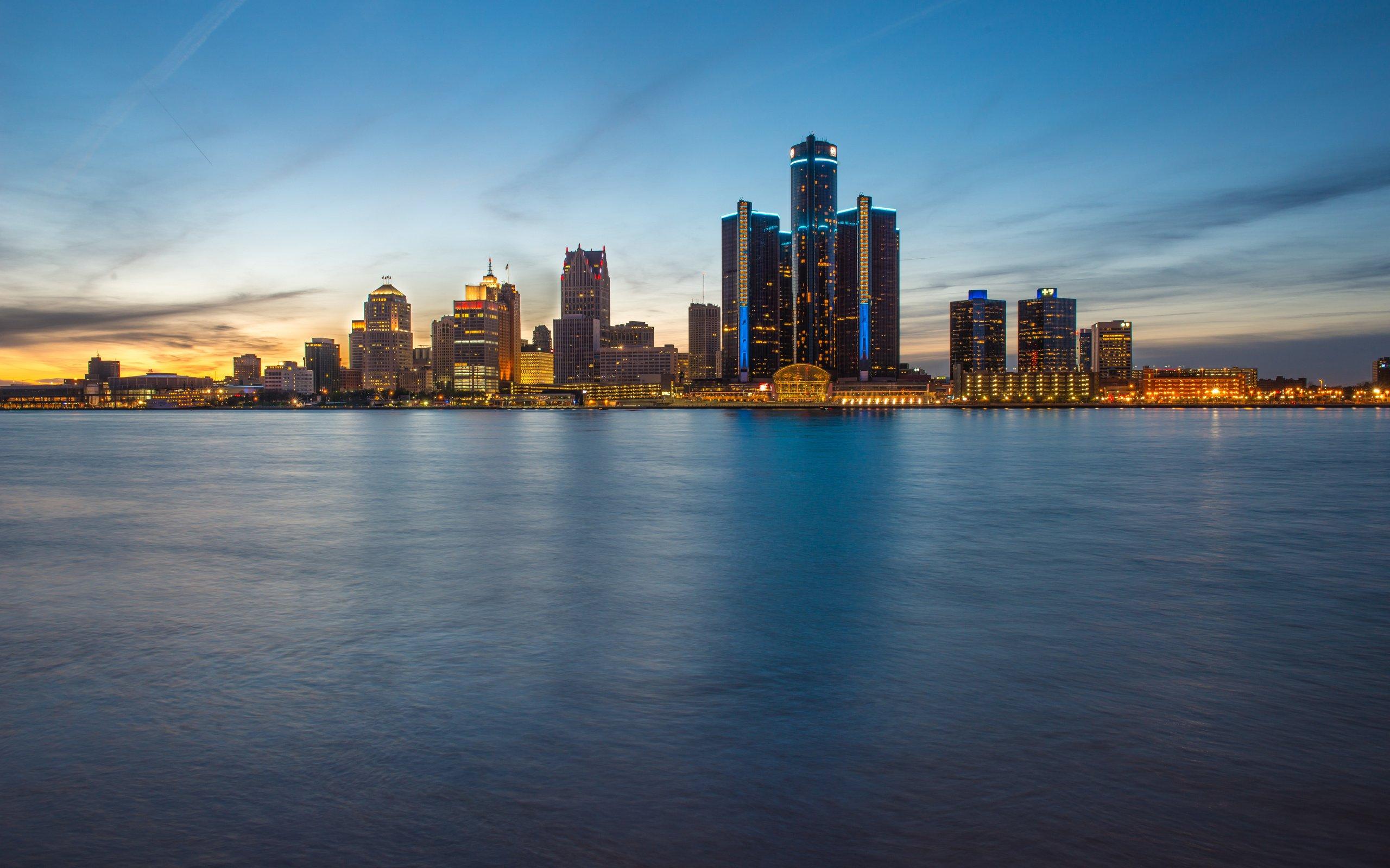 Detroit wallpaper 2560x1600 50982 2560x1600