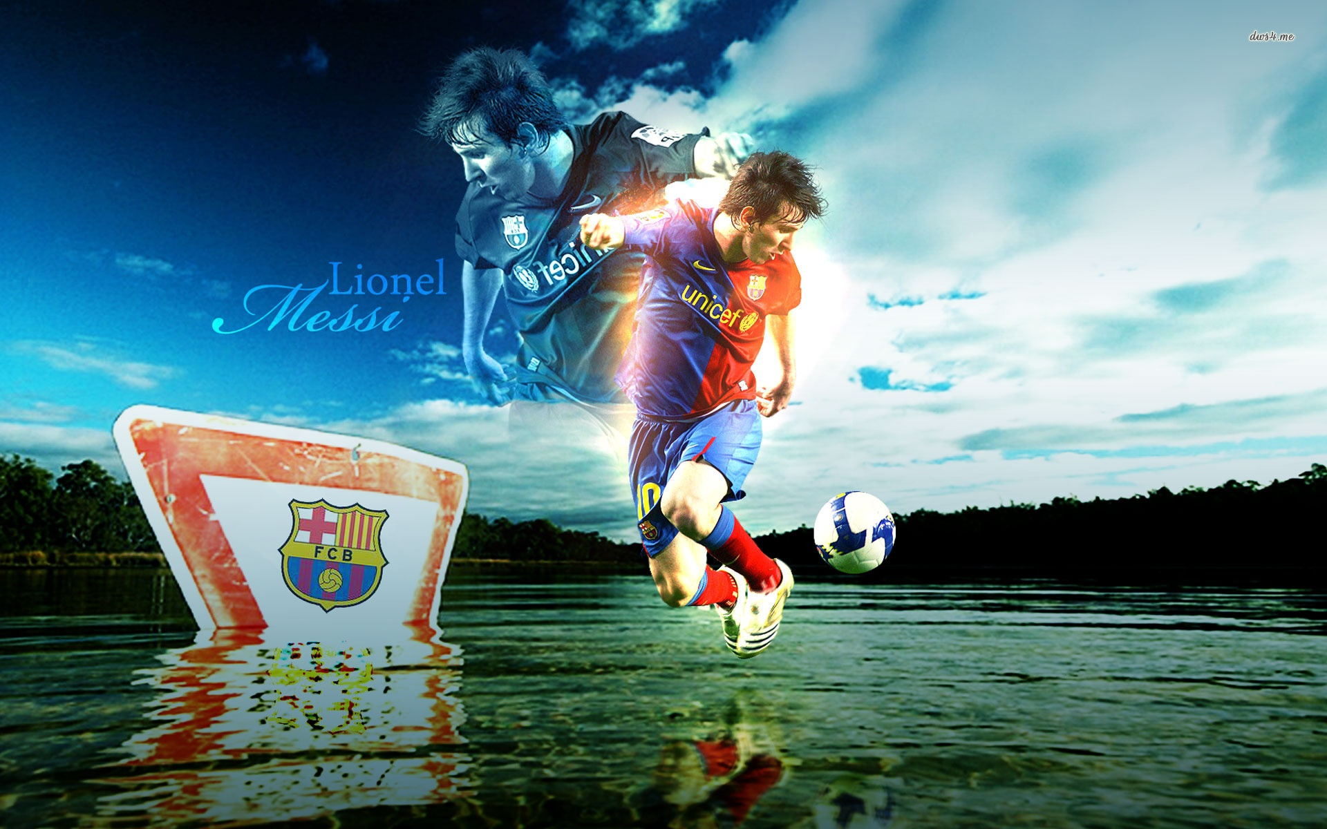 Lionel Messi HD Desktop Wallpaper HD Desktop Wallpaper 1920x1200
