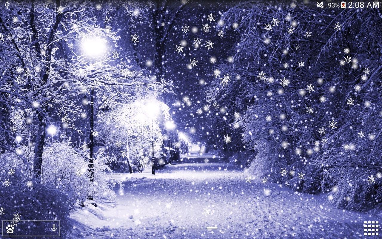 Free Download Id Com Wallpaper Nad Christmas3 Christmas Snow Live